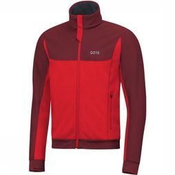 Gore Wear Gore Wear R3 GWS Thermo Jas Rood/Donkerrood