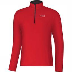 R3 Long Sleeve Zip Shirt