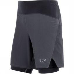 Gore Wear R7 2in1 Short Zwart
