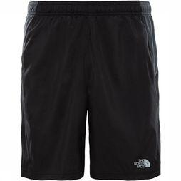 The North Face Men's 24/7 Short Zwart/Lichtgrijs Mengeling