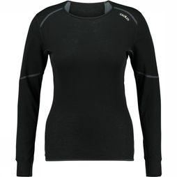 Odlo X Warm Shirt Dames Zwart