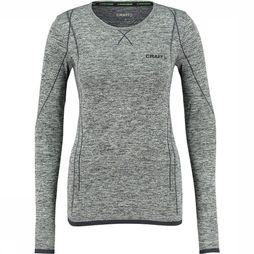 Craft Active Comfort RN Shirt Dames Zwart