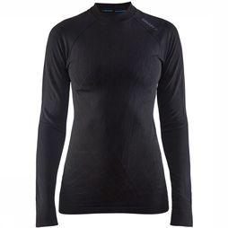 Craft Active Intensity CN Shirt Dames Zwart