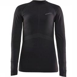 Craft Active intensity CN longsleeve Dames Zwart