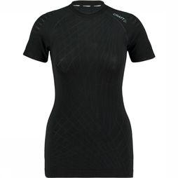 Craft Active Intensity Ss Shirt Dames Zwart