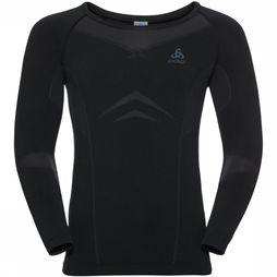 Odlo Performance Light SUW Crew Neck Shirt Zwart