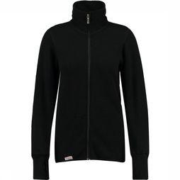 Woolpower Full Zip Jacket 400 Zwart