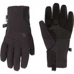 The North Face Apex + Etip Handschoen Dames Zwart