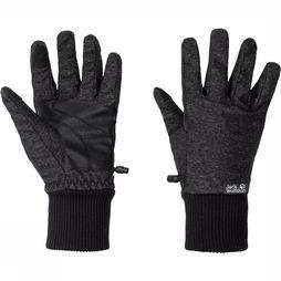 Jack Wolfskin JW WINTER TRAVEL GLOVE WMS Zwart