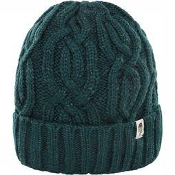 The North Face Minna Beanie Middengroen