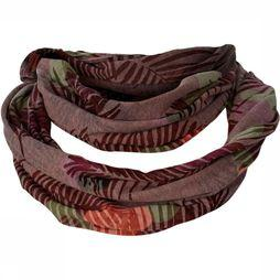 Royal Robbins Featherweight Scarf Dames Bordeaux/Assortiment