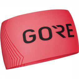 Gore Wear Gore Wear Optiline Headband Middenrood