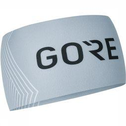 Gore Wear Gore Wear Optiline Headband Lichtgrijs/Wit