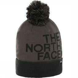 The North Face Ski Tuke V Muts Zwart/Middengrijs
