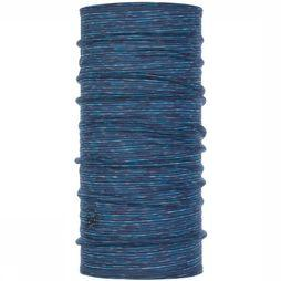 Buff Lightweight Blue Multi Stripes Blauw/Donkerblauw