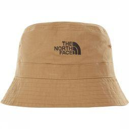 The North Face Cotton Bucket Hoed Lichtkaki