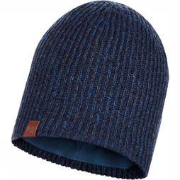 Knitted & Polar Muts Lyne Night Blue