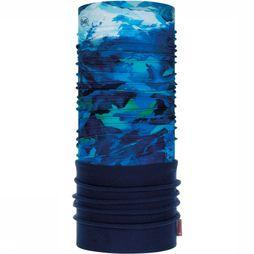 Buff Polar High Mountain Blue Junior Blauw/Assortiment
