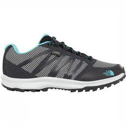 The North Face Litewave FP GTX Schoen Dames Middengrijs/Middenblauw