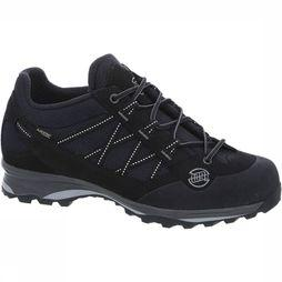 Hanwag Belorado II Low Bunion GTX Schoen Dames Zwart