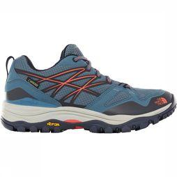 The North Face Hedgehog FP GTX Schoen Dames Blauw/Rood