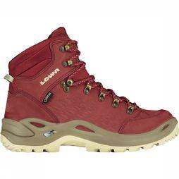 Lowa Renegade GTX Mid SP Schoen Dames Middenrood