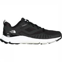 The North Face Rovereto Schoen Zwart/Wit