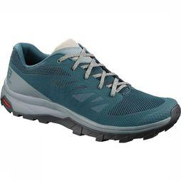Salomon Outline Wandelschoen Petrol
