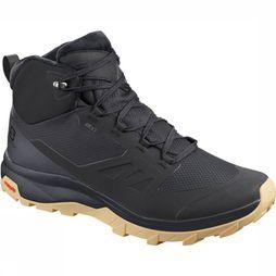 Salomon Outsnap CSWP Winterschoen Zwart