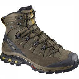 Salomon Quest 4D 3 GTX Schoen Middengroen