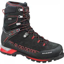 Mammut Magic Guide High GTX Schoen Zwart/Middenrood