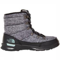 The North Face Thermoball Lace II Schoen Dames  Lichtgrijs Mengeling/Zwart