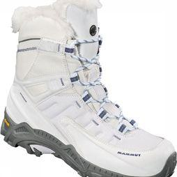 Mammut Blackfin II High WP Schoen Dames Wit