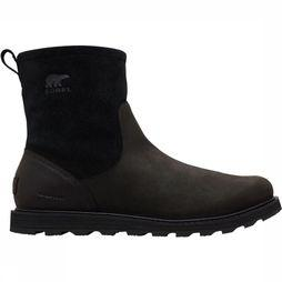 Sorel Madson Zip Waterproof Winterschoen Zwart