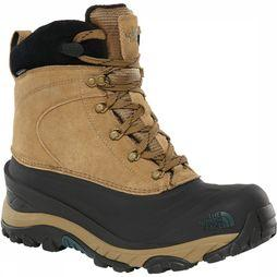 The North Face Chilkat III Schoenen  Kameelbruin/Zwart