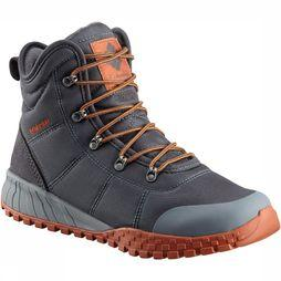 Columbia Fairbanks Omni-Heat Schoen Middengrijs