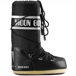 Moon Boot Nylon Winterschoen Zwart