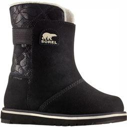 Sorel Rylee Camo Youth Winterschoen Junior Zwart