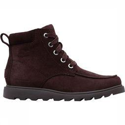 Sorel Madson Moc Toe Waterproof Winterschoen Junior Suède Middenbruin