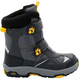 Jack Wolfskin Polar Bear Texapore Laars Junior Middengrijs/Middengeel
