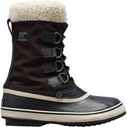Sorel Winter Carnival Laars Dames Zwart