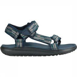 Teva Terra-Float Universal Children Sandaal Junior Middenblauw/Lichtgrijs
