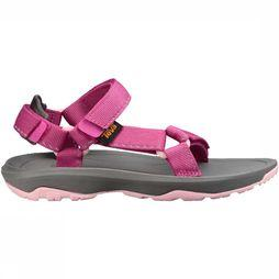 Teva Hurricane XLT Children Sandaal Junior Middengrijs/Middenroze