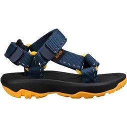Teva Hurricane XLT Toddlers Sandaal Junior Marineblauw/Oranje