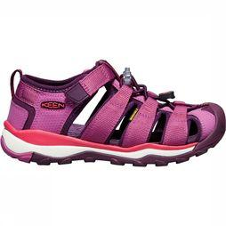Keen Newport Neo H2 Youth Sandaal Junior Middenroze/Bordeaux