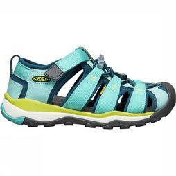 Keen Newport Neo H2 Youth Sandaal Junior Turkoois