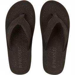 Protest Spice Slipper Junior Zwart