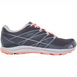 The North Face Litewave Endurance Schoen Dames Taupe/Oranje