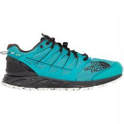The North Face Ultra Endurance II GTX Schoen Dames Turkoois/Zwart