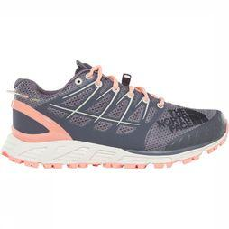 The North Face Ultra Endurance II GTX Schoen Dames Taupe/Oranje